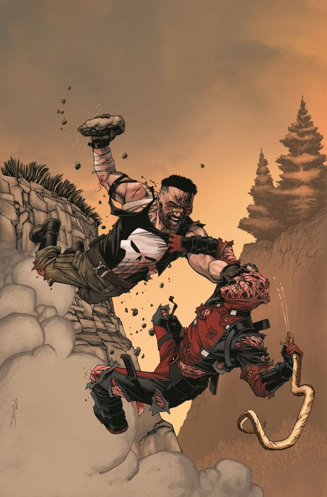 Deadpool Vs The Punisher #4 (Cover A Declan Shalvey)