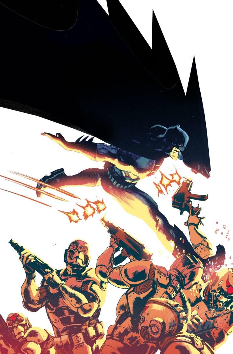 Detective Comics #936 (Cover B Rafael Albuquerque)