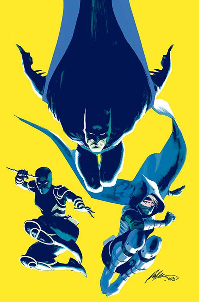 Detective Comics #938 (Cover B Rafael Albuquerque)