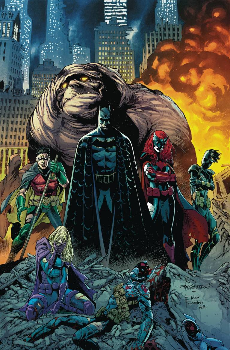 Detective Comics #940 (Cover A Eddy Barrows & Eber Ferreira)