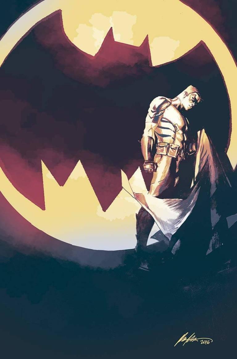 Detective Comics #940 (Cover B Rafael Albuquerque)