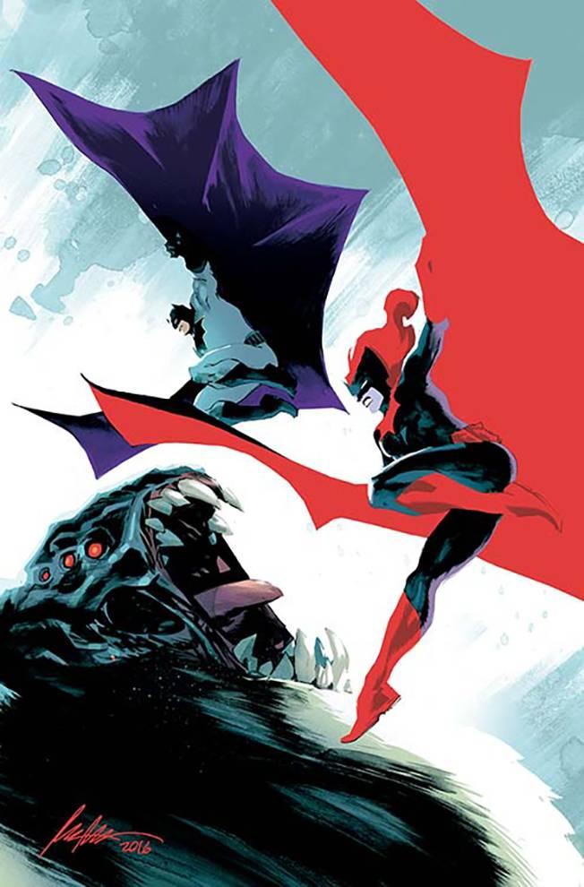 Detective Comics #941 (Cover B Rafael Albuquerque)