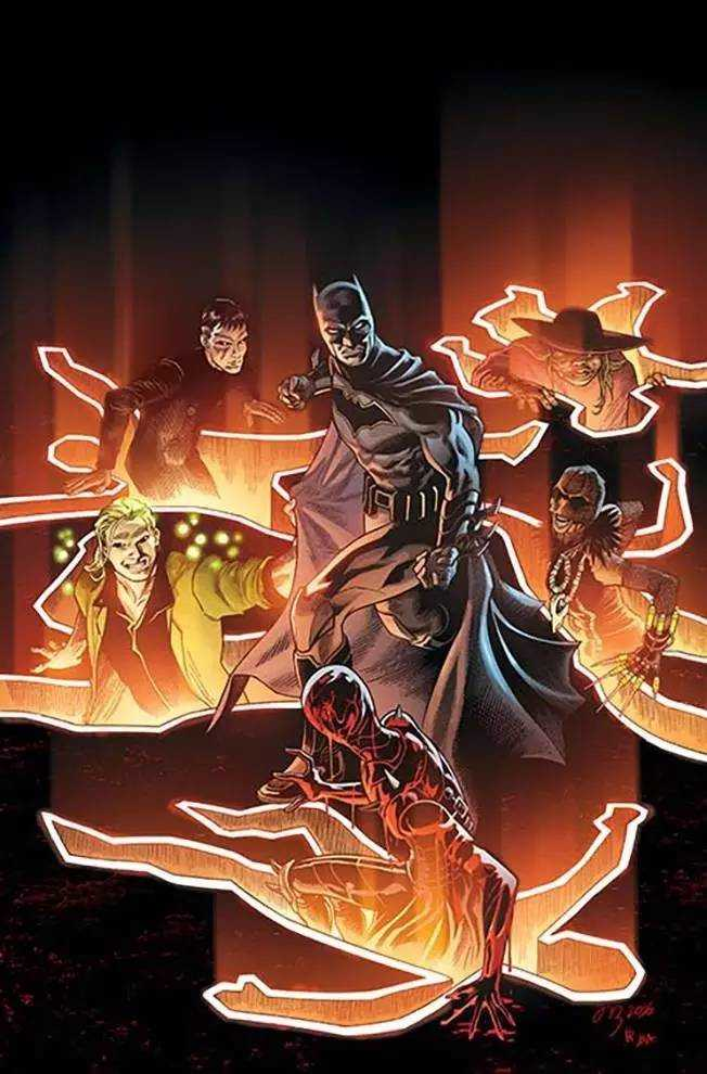 Detective Comics #946 (Cover A Jason Fabok)