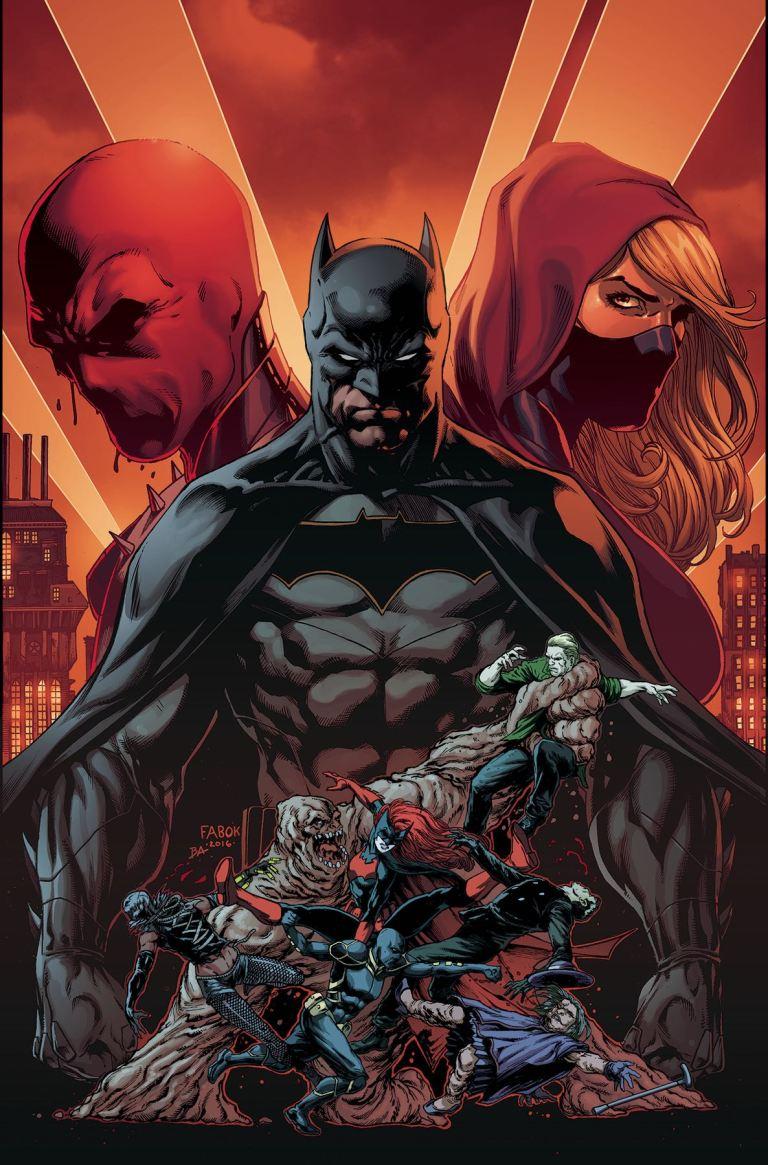 Detective Comics #947 (Cover A Jason Fabok)