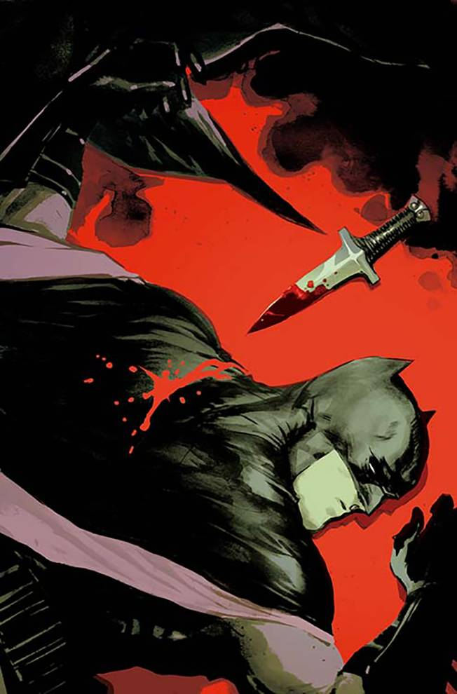 Detective Comics #947 (Cover B Rafael Albuquerque)