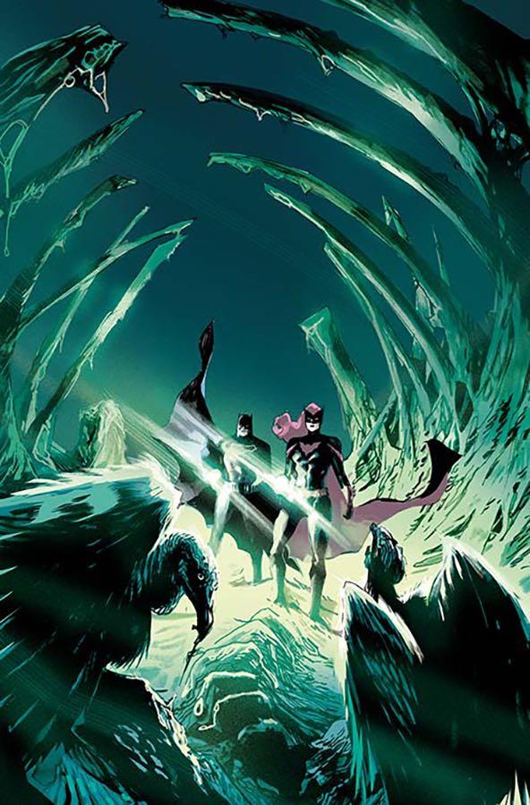 Detective Comics #948 (Cover B Rafael Albuquerque)