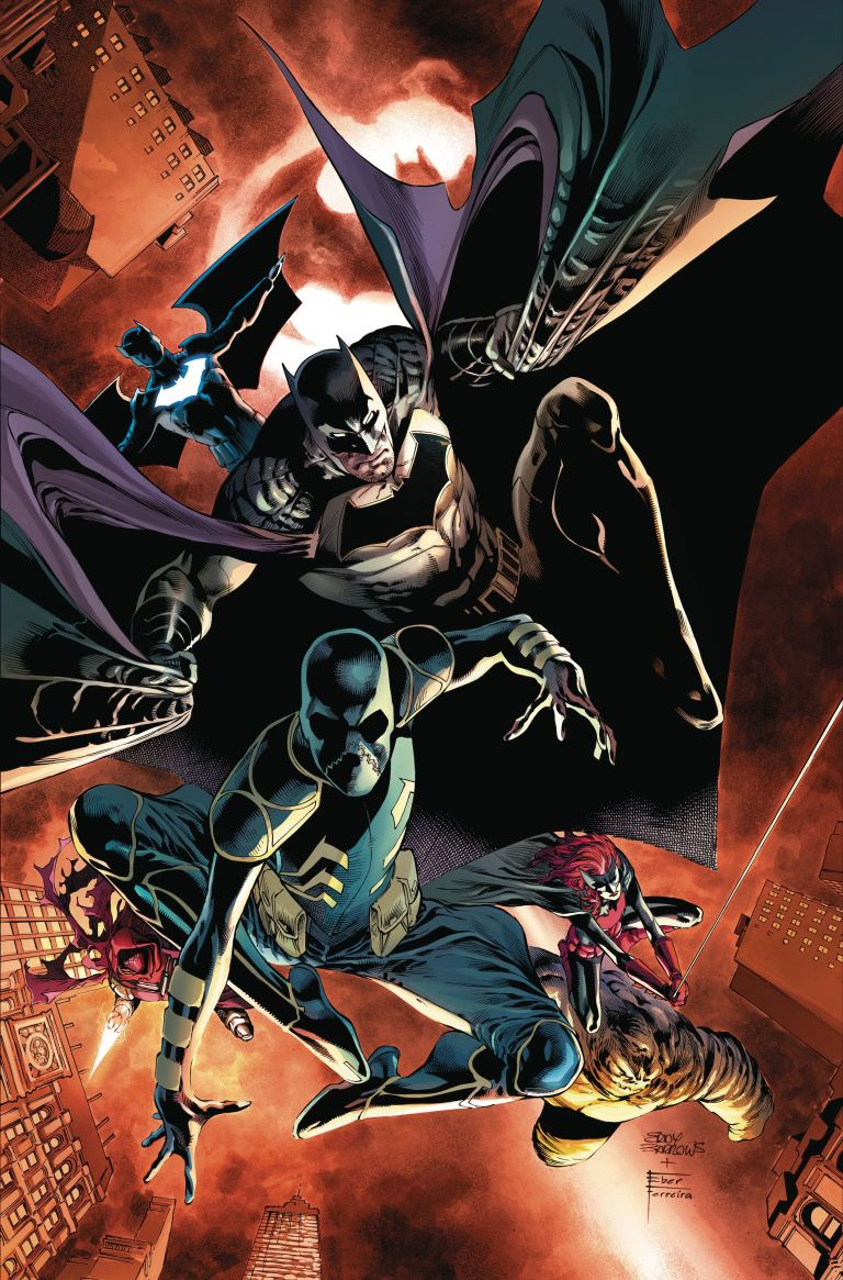 Detective Comics #950 (Cover A Eddy Barrows & Eber Ferreira)