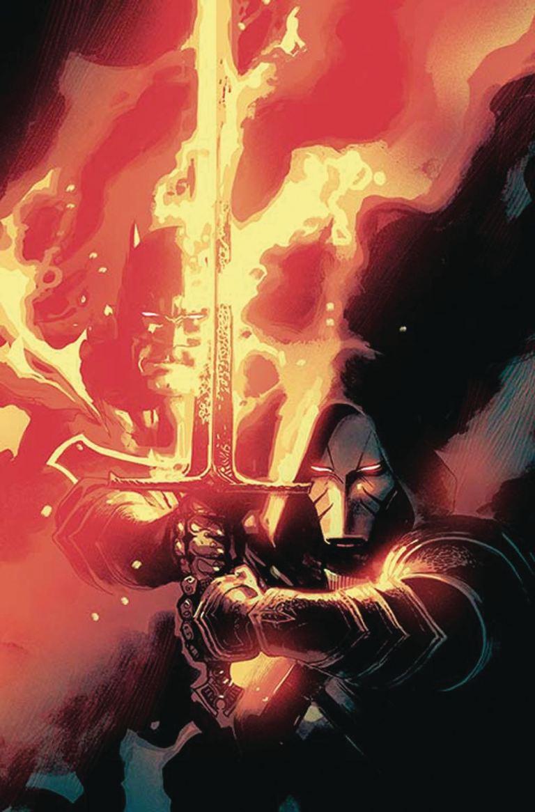 Detective Comics #950 (Cover B Rafael Albuquerque)