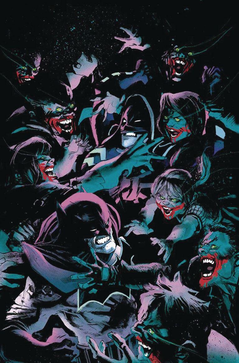 Detective Comics #951 (Cover B Rafael Albuquerque)