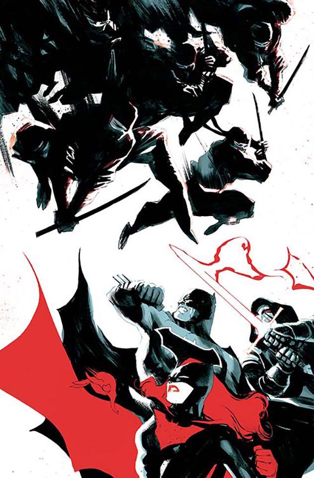 Detective Comics #952 (Cover B Rafael Albuquerque)