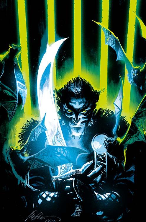 Detective Comics #954 (Cover B Rafael Albuquerque)