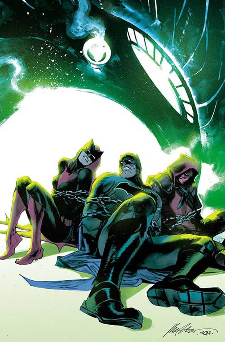Detective Comics #955 (Cover B Rafael Albuquerque)