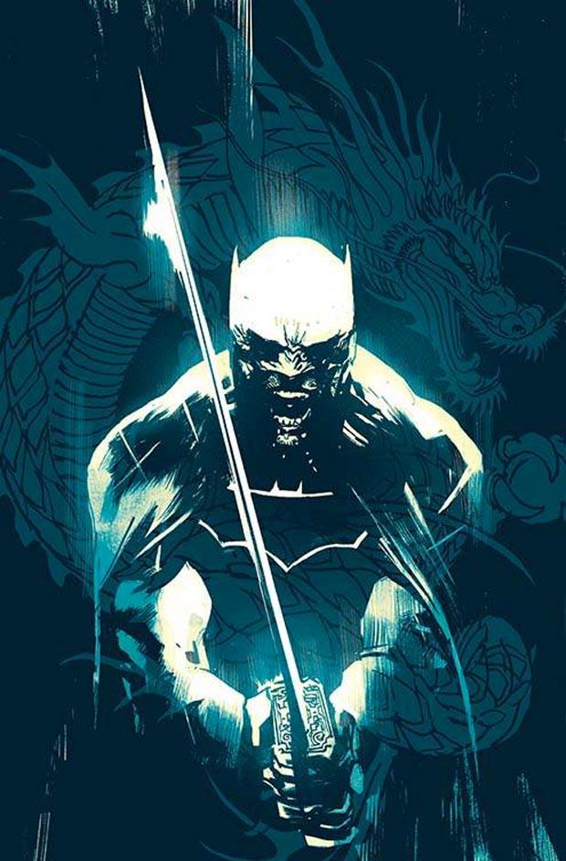 Detective Comics #956 (Cover B Rafael Albuquerque)