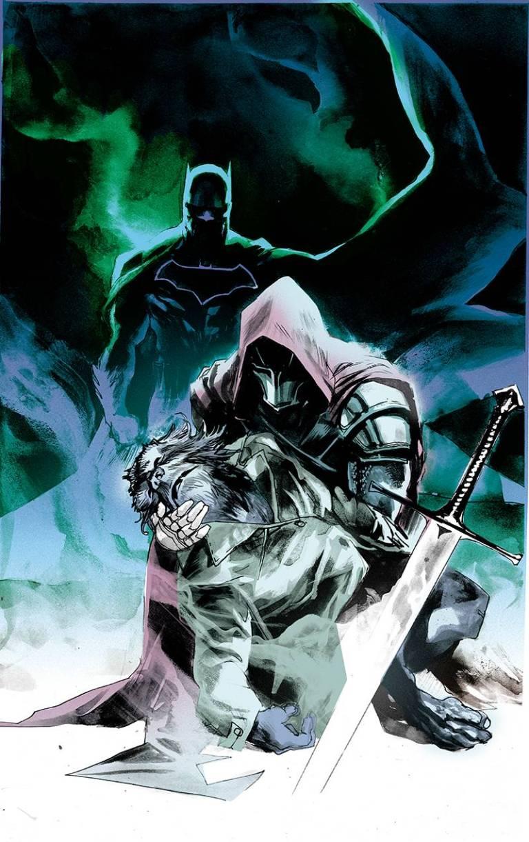 Detective Comics #958 (Cover B Rafael Albuquerque)