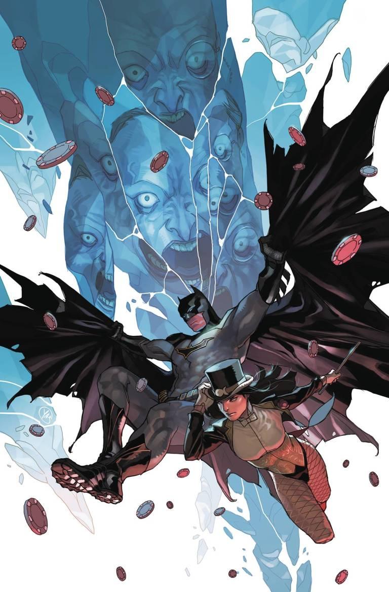 Detective Comics #959 (Cover A Yasmine Putri)