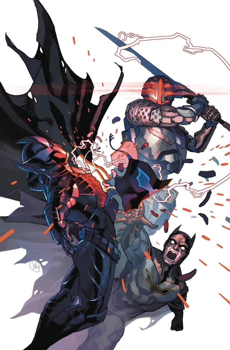 Detective Comics #961 (Cover A Yasmine Putri)