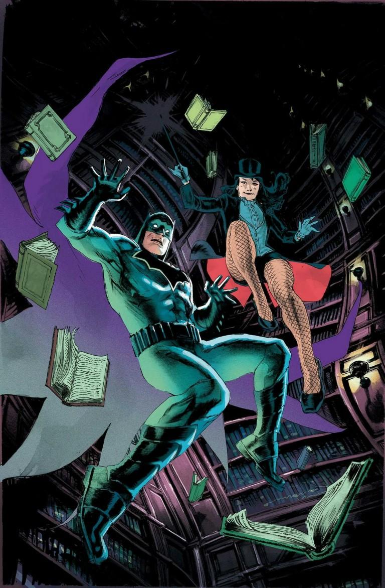 Detective Comics #961 (Cover B Rafael Albuquerque)