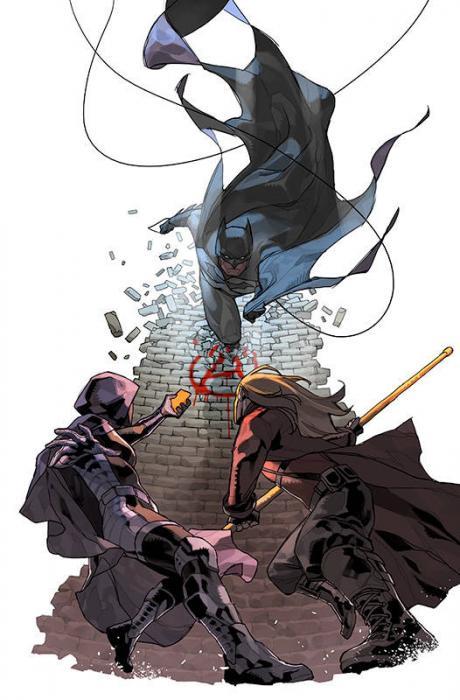 Detective Comics #963 (Cover A Yasmine Putri)