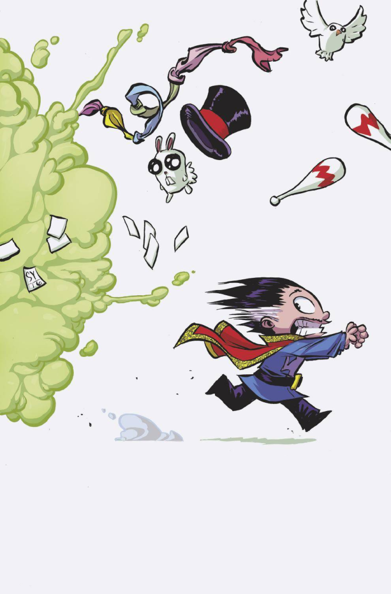 Doctor Strange and the Sorcerers Supreme #1 (Skottie Young Variant Cover)