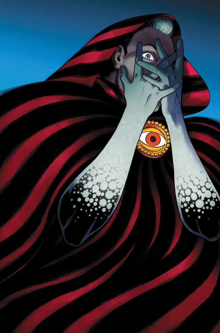 Doctor Strange And The Sorcerers Supreme #10 (Javier Rodriguez Cover)