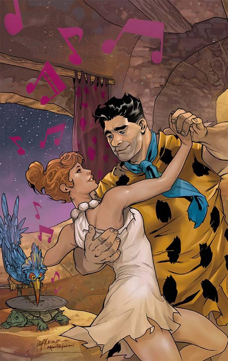 Flintstones #2 (Cover B Emanuela Lupacchino)