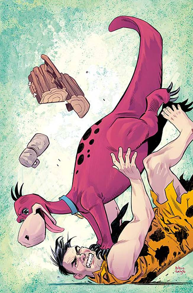 Flintstones #3 (Cover B Bilquis Evely)