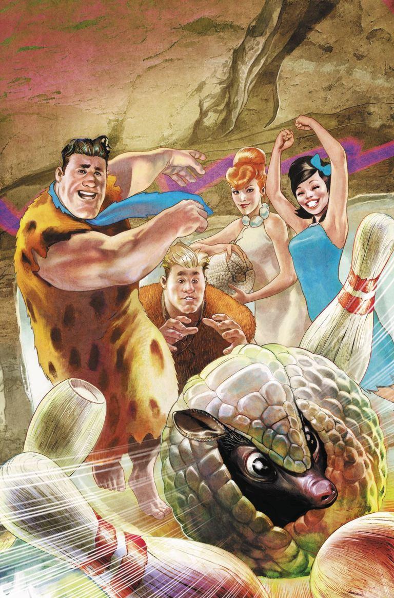 Flintstones #9 (Cover A Steve Pugh)
