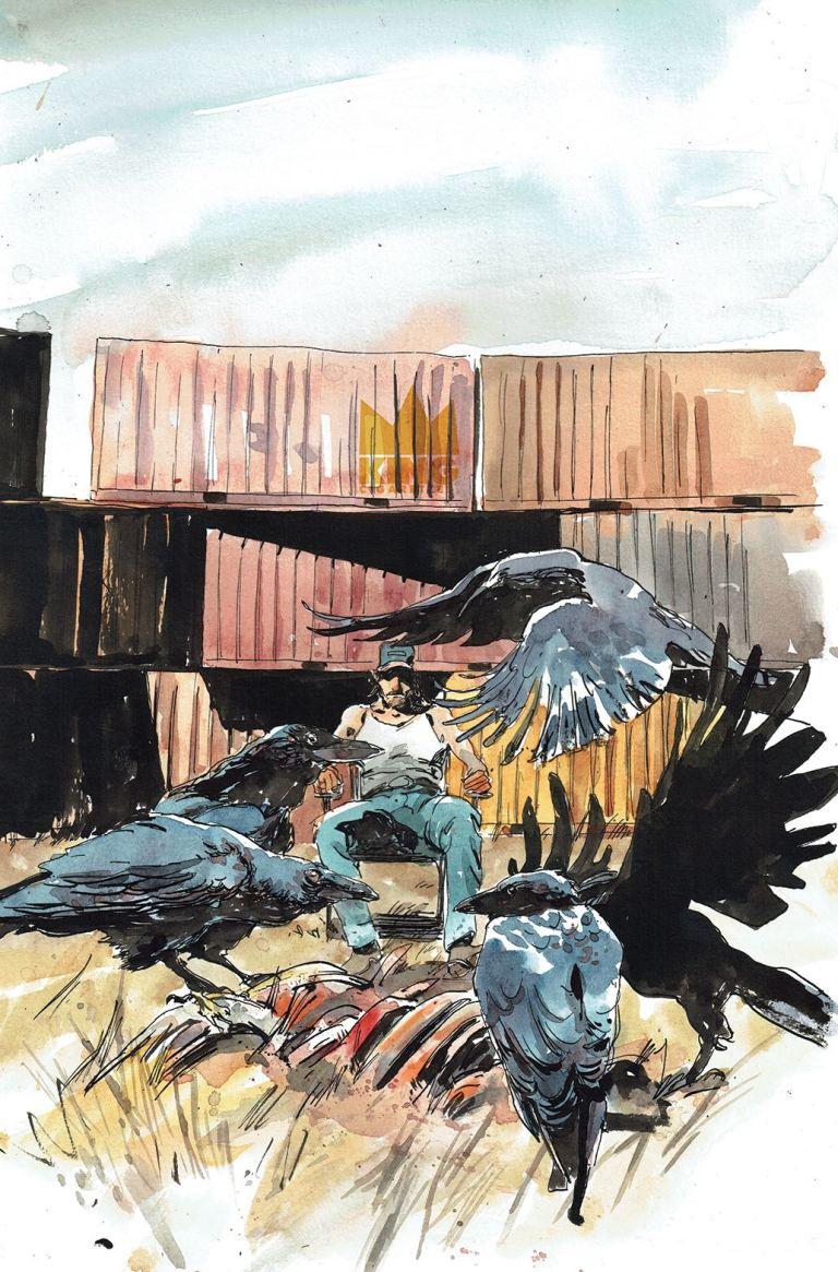 Grass Kings #3 (Cover A Tyler Jenkins)
