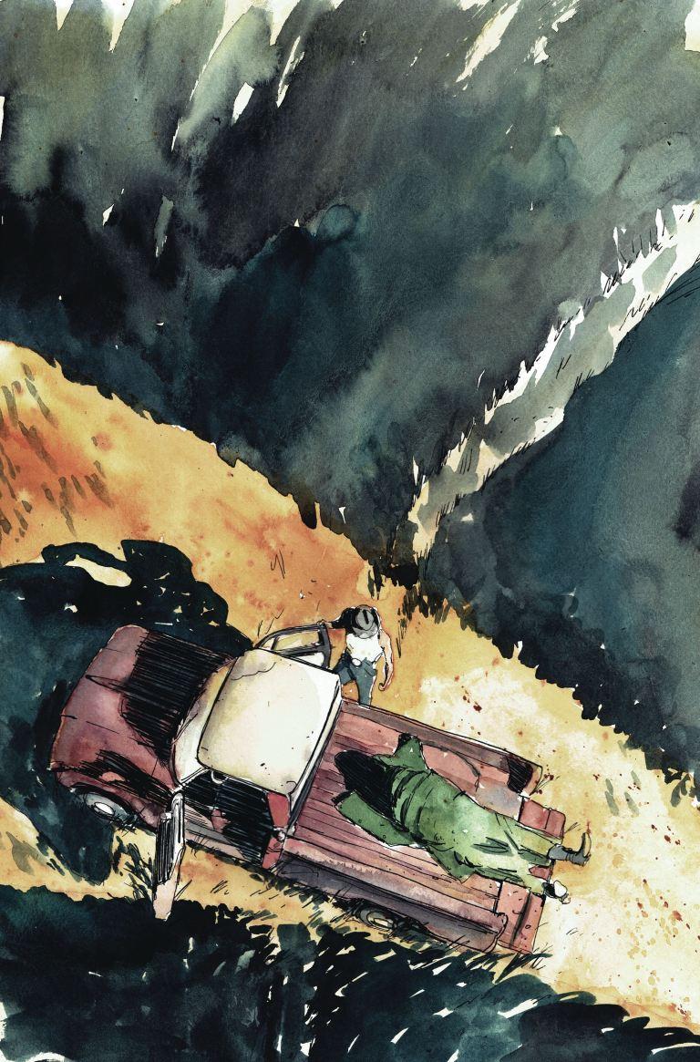 Grass Kings #4 (Cover A Tyler Jenkins)