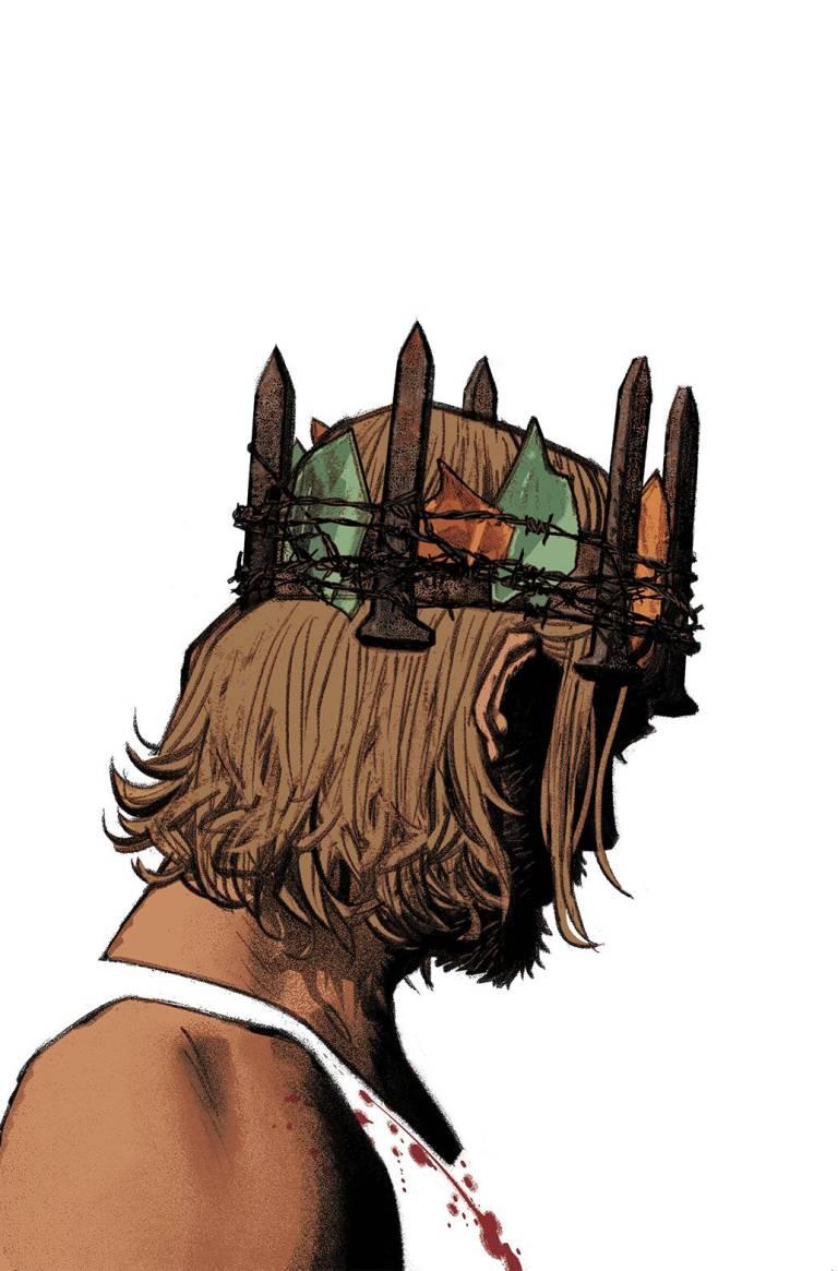 Grass Kings #5 (Cover C Greg Smallwood)