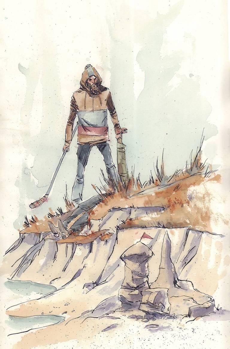 Grass Kings #6 (Cover A Tyler Jenkins)