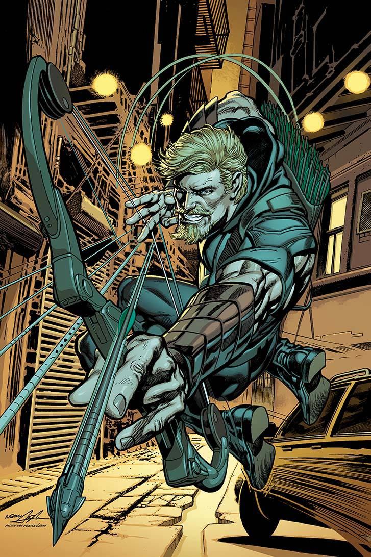 Green Arrow #1 (Cover B Neal Adams)