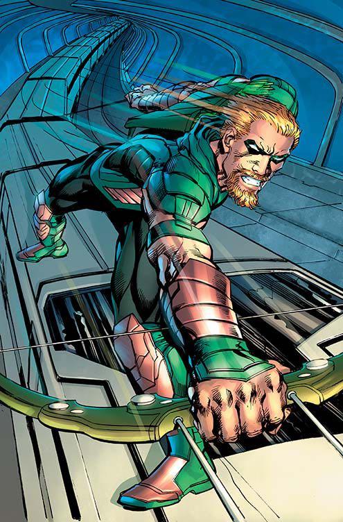 Green Arrow #10 (Cover B Neal Adams)