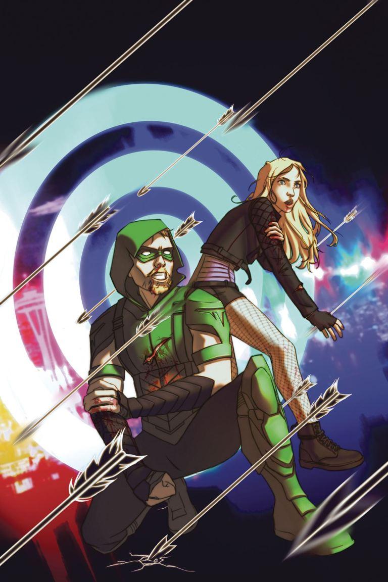 Green Arrow #12 (Cover A W. Scott Forbes)