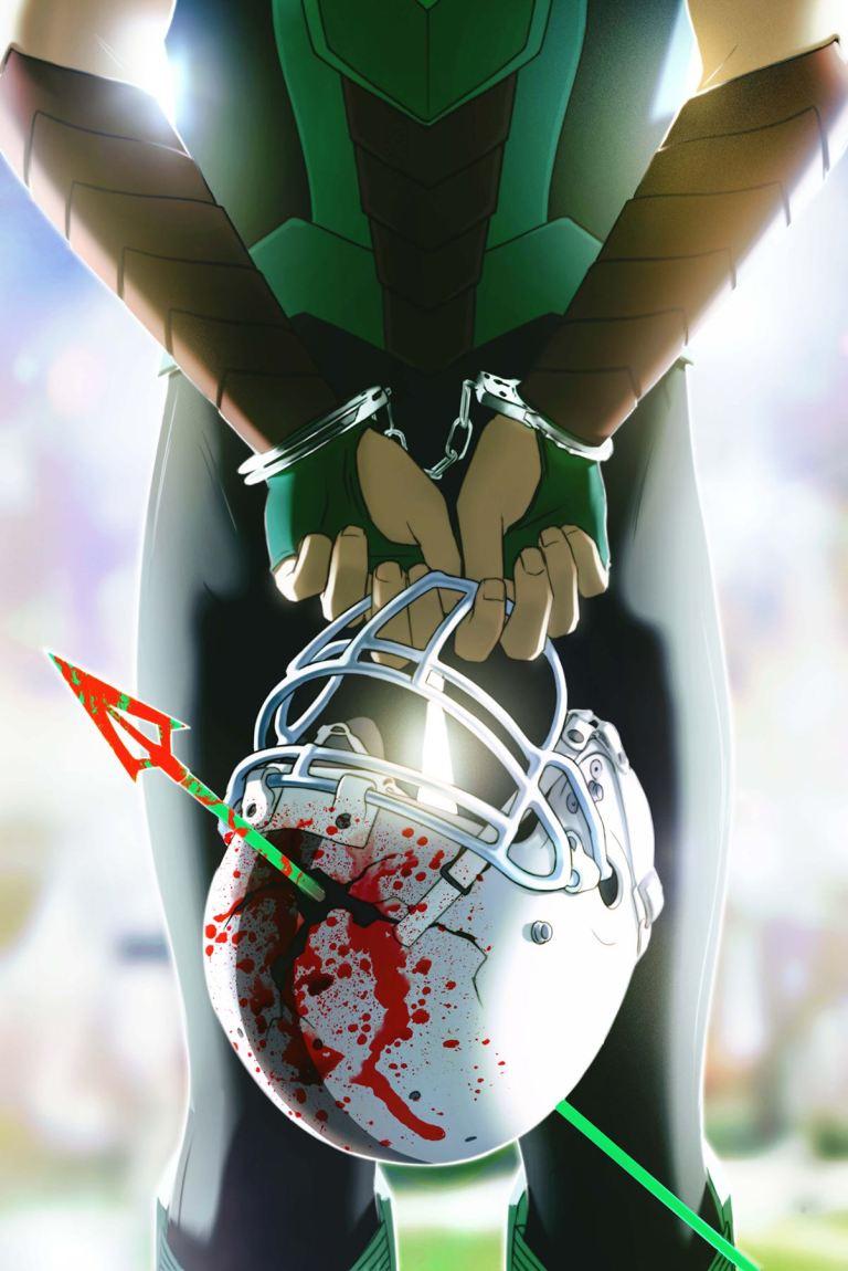 Green Arrow #13 (Cover A W. Scott Forbes)
