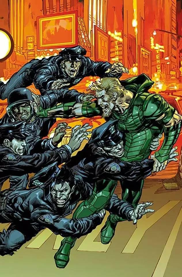 Green Arrow #13 (Cover B Neal Adams)