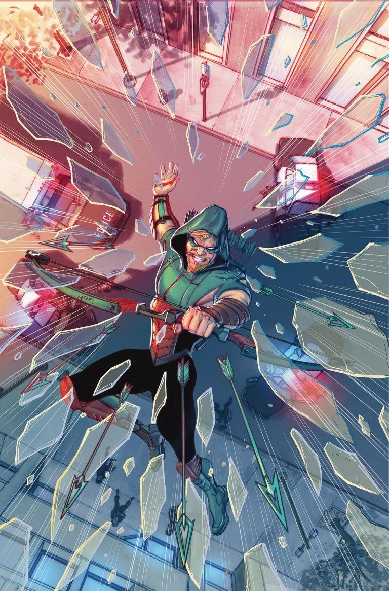 Green Arrow #15 (Cover A W. Scott Forbes)