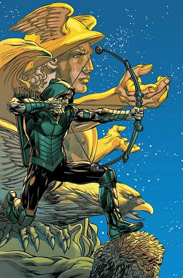 Green Arrow #15 (Cover B Neal Adams)