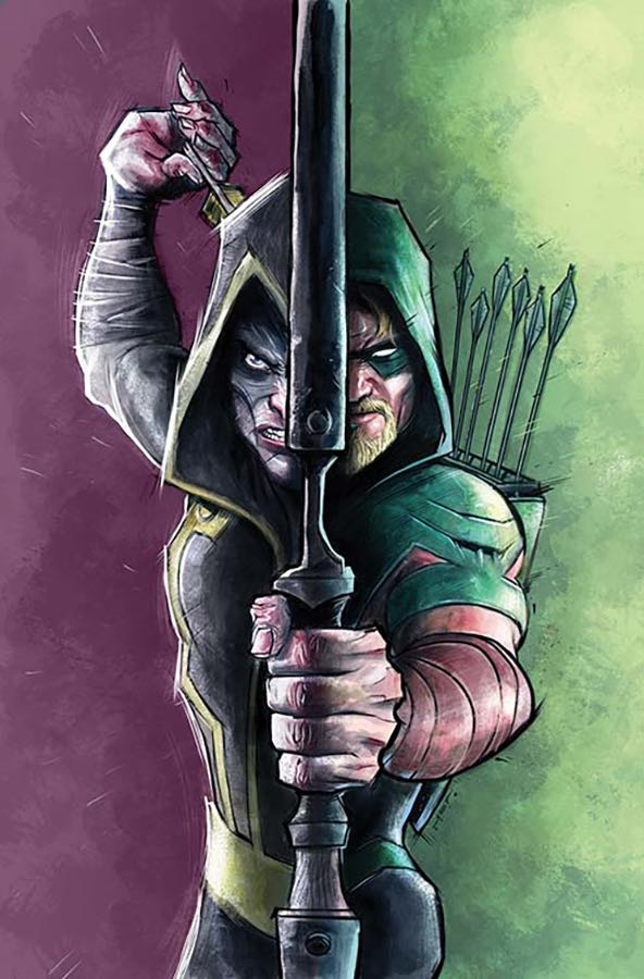 Green Arrow #16 (Cover A Juan Ferreyra)