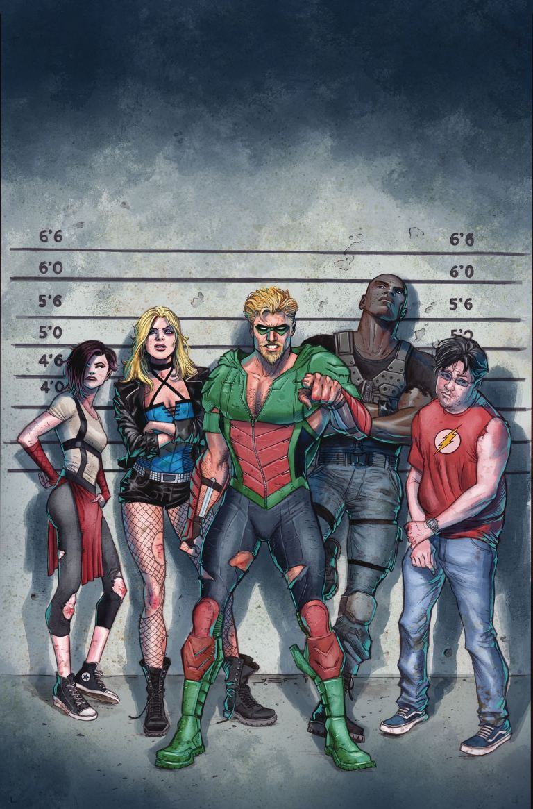 Green Arrow #17 (Cover A Juan Ferreyra)