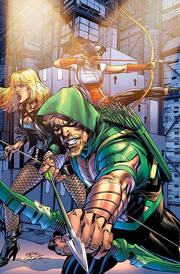 Green Arrow #17 (Cover B Neal Adams)