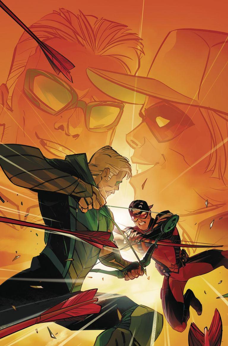 Green Arrow #18 (Cover A Otto Schmidt)