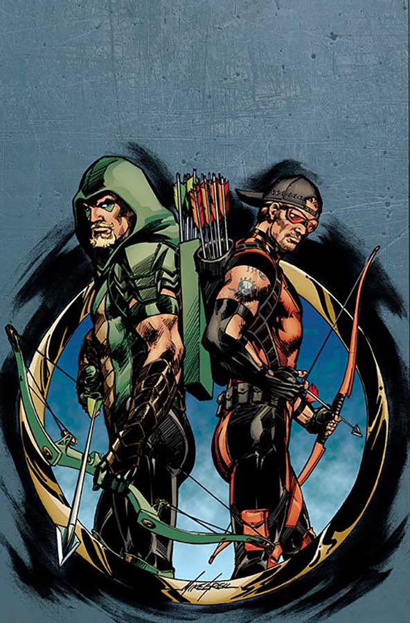 Green Arrow #19 (Cover B Mike Grell)