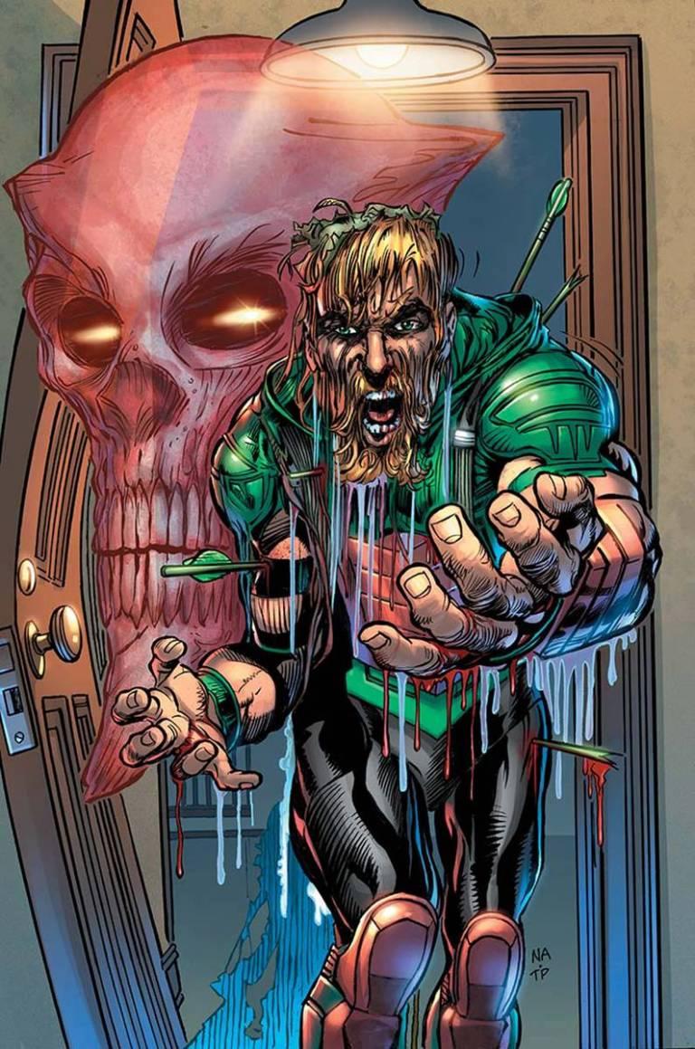 Green Arrow #2 (Cover B Neal Adams)