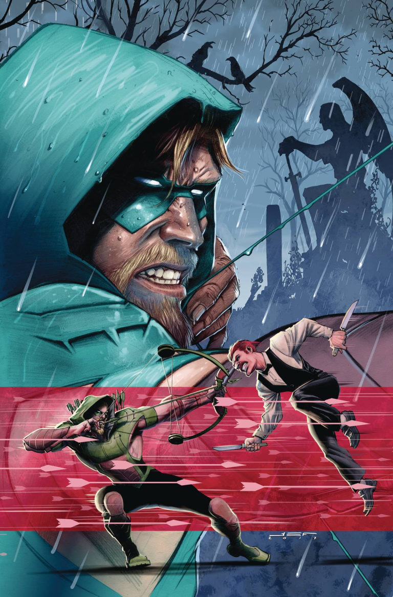 Green Arrow #21 (Cover A Juan Ferreyra)