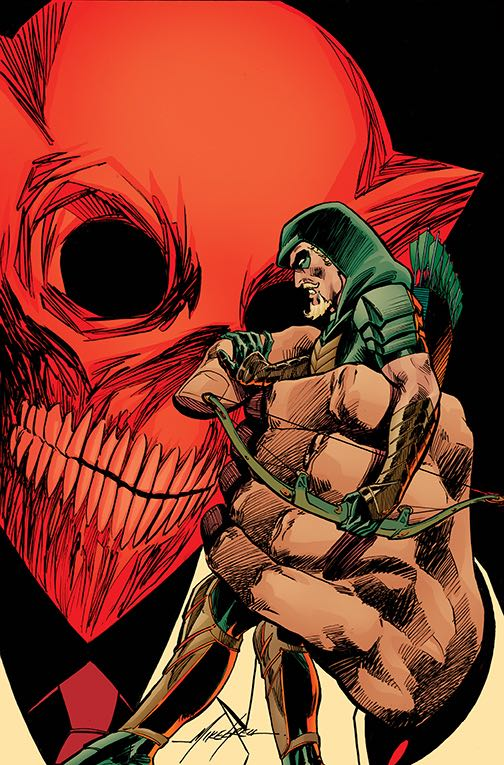 Green Arrow #24 (Cover B Mike Grell)