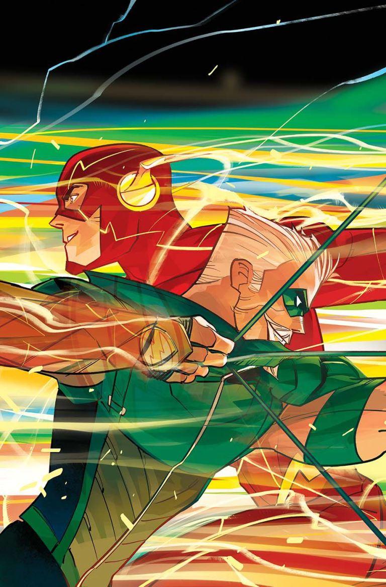 Green Arrow #26 (Cover A Otto Schmidt)