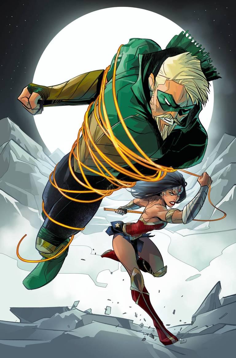 Green Arrow #27 (Cover A Otto Schmidt)