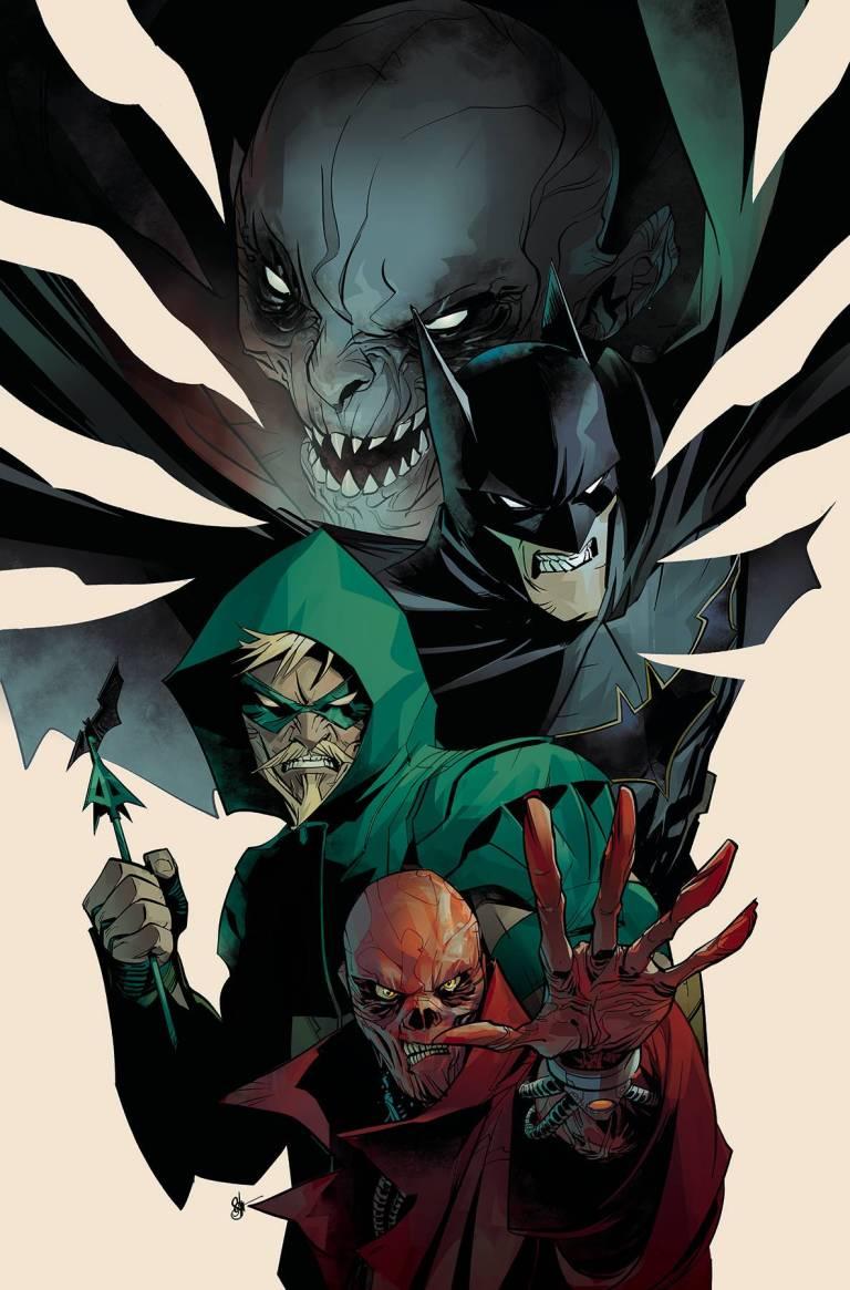 Green Arrow #29 (Cover A Otto Schmidt)