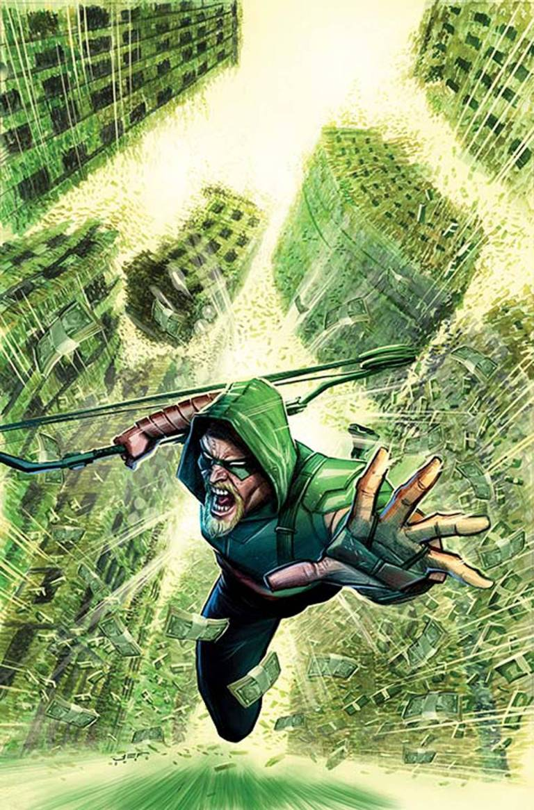 Green Arrow #3 (Cover A Juan Ferreyra)